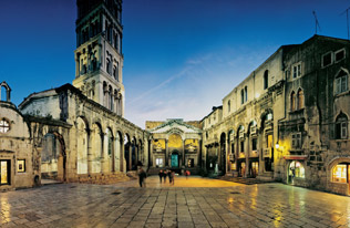 Sights and Sounds in Split