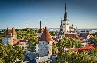 Sights and Sounds in Tallinn