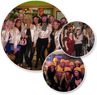 hen party groups