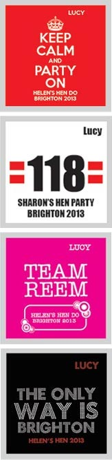 hen party t shirt examples