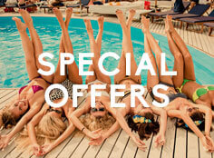 Special offer hen do image