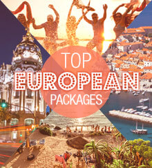 Top 10 European hen packages