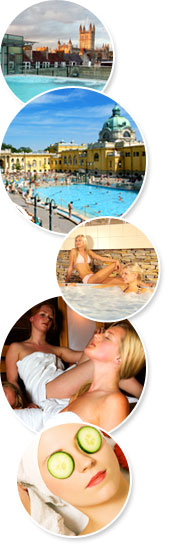 top 5 spa hen weekend destinations