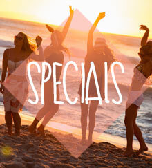 Hen party Special offers