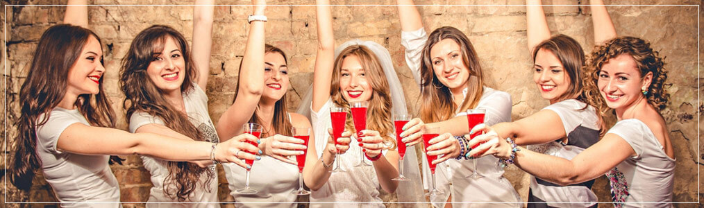 Winter hen party packages
