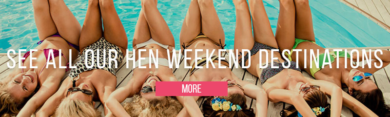 hen weekend destinations