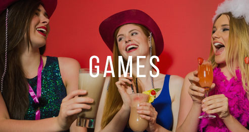 Hen night games