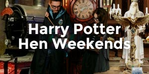 Harry Potter Hen Weekends