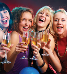 planning a hen night