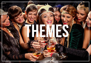 Hen party themes