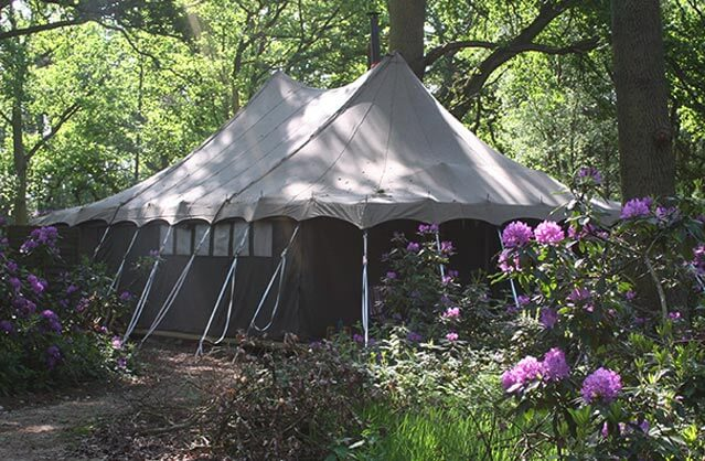 Woodland View Glamping in York