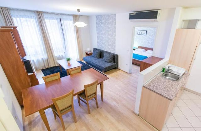 Budapest accommodation
