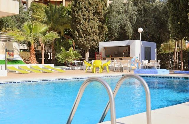 Benidorm hen accommodation benidorm hen hotels - Hen party houses with swimming pool ...