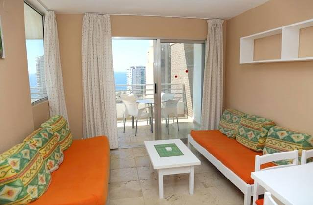 Benidorm accommodation
