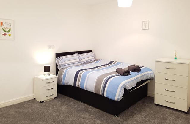 self catering in Liverpool