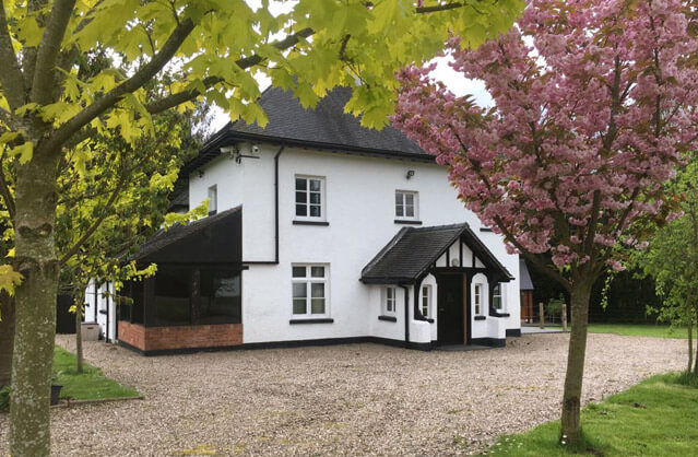 Country Retreat accommodation