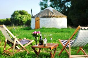 Starlight Glamping in Cheltenham