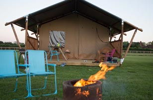Heath Glamping Glamping in Birmingham