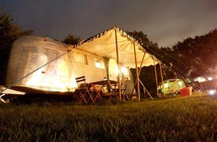 All American Glamping Glamping in Norwich