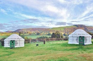 Shropshire Glamping in Chester