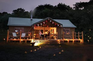Golden Triangle Glamping in Cambridge