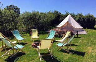 Park View Glamping in Maidstone