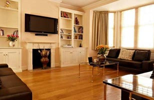 Hove Conservatory self-catering accommodation property in Brighton