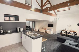 Manchester House self-catering accommodation property in Manchester